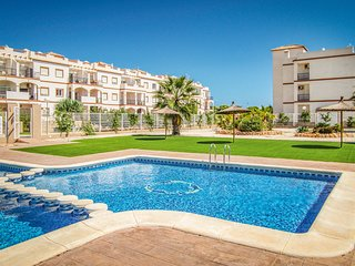 Beautiful home in Orihuela Costa w/ WiFi and 2 Bedrooms (EBL030)