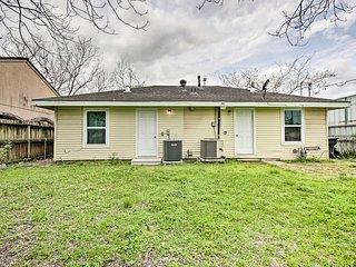 NEW! Cozy Home in Houston - 4 Mi to Market Square!