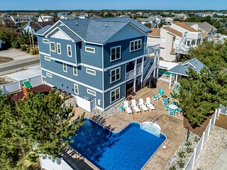 All-Sea-Suns | 670 ft from the beach | Private Pool, Hot Tub, Dog Friendly