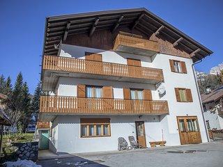 Ospitalità Diffusa appartamento FOCOBON Dolomiti