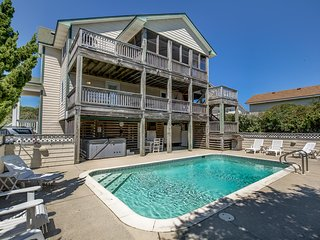 Summer Place | 325 ft from the beach | Private Pool, Hot Tub | Southern Shores