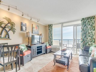 Spectacular Oceanfront Condo Boardwalk 433