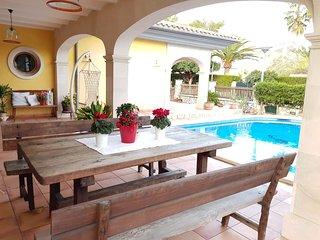 Villa Ca Na Rosa