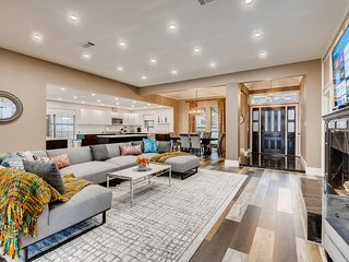 Luxurious 4 bedroom Family Entertainer