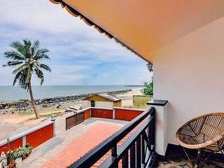 Sunny Beach view Duplex cottage - Dolphin 603