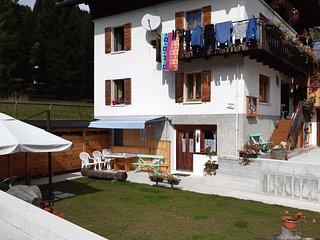 Ospitalità Diffusa appartamento FOCHET Dolomiti