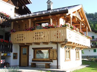 Ospitalita Diffusa appartamento DARECOI Dolomiti