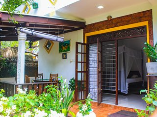 Neverbeen to Jaya's Garden Villa