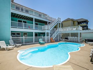 Howdy Hideaway | 980 ft from the beach | Dog Friendly, Private Pool, Hot Tub | C