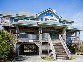 Margaritaville | 835 ft from the beach | Dog Friendly, Hot Tub | Corolla