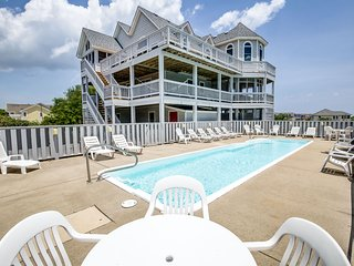 Point of Views | 995 ft from the beach | Dog Friendly, Private Pool, Hot Tub | C
