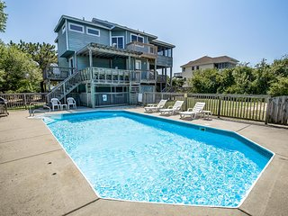 Halcyon | 475 ft from the beach | Dog Friendly, Private Pool, Hot Tub | Corolla
