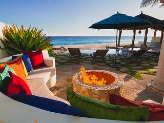 Stunning 4BD Beachfront House