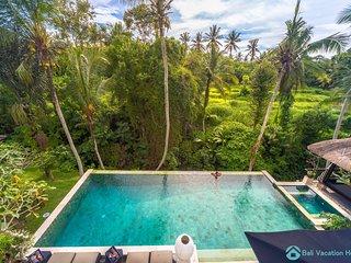 Luxury Pool Villa in Ubud: Free pick up!