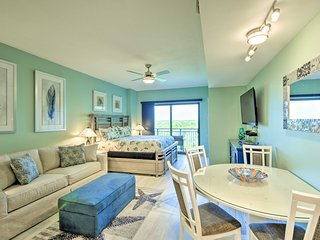 Updated Panama City Beach Escape with Pool Access!