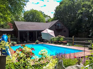 Come summertime, make this private oasis yours!