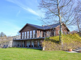 Beautiful home in Jægerspris w/ WiFi and 4 Bedrooms (G3162)