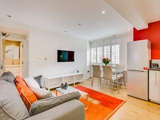 Luxury 1 bedroom apartment in Chelsea 8 mins tubes