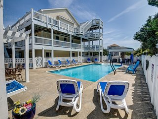 Surfin' USA | 1250 ft from the Beach | Private Pool, Hot Tub | Corolla