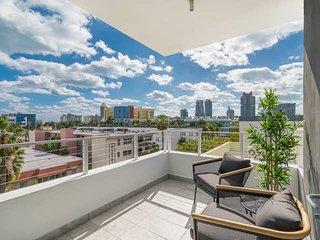 2 bedroom apt - Prime location in South Beach