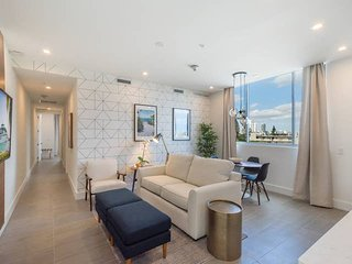 Stylish 2 bedroom apt in South Beach