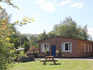 Woodland Chestnut Lodge by Killin, Loch Tay