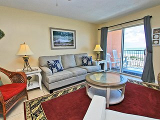 Westwind 202 - Quaint Gulf Front 1BR with Room for 6!