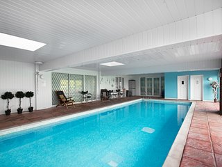 Lower Ling Lodge, Private Heated Indoor Swimming Pool just for you....
