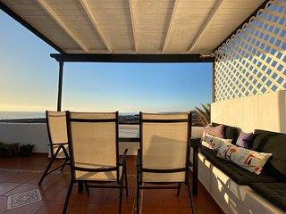 Casa Salinas del Mar-Apartamento con Terraza