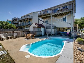 Six Pack | 1169 ft from the beach | Dog Friendly, Private Pool, Hot Tub | Nags H