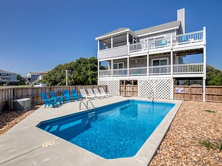 Shark Tales | 495 ft from the beach | Private Pool | Duck