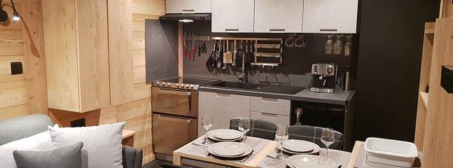 Charmant Appartement Montagnard, Centre Ville Chalet in Chamonix