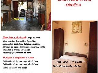 CASA PEGUNTERO ORDESA -6/8 pax-Laspuña