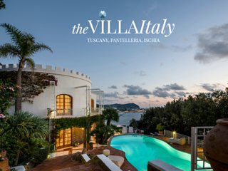Torre dell'Aquila Ischia: Quite Simply The Finest Villa On The Island