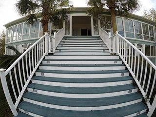 6500 SF Waterfront Beach House Style, includes 2400 SF Sports Bar