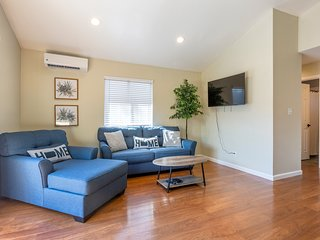 * Marbella Lane - 3BR House | DTWN SJ | Laundry + P