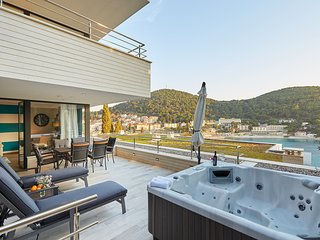 Dubrovnik Deluxe Blue Bayou - Luxury Two Bedroom Apartment with Sea view