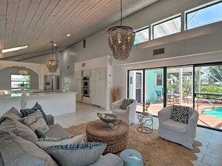 NEW! 'Dejablue' Home w/Pool <2Mi to Hobe Sound Bch
