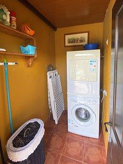 Habitación lavadora