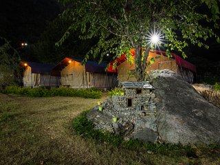 LivingStone Campingsite Uttrakhand