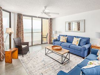 214 COV- GO FLY A KITE- OCEANFRONT CONDO - 2 POOLS