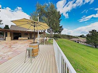 5-Acre Estate with Private Hot Tub & Studio – Near Downtown Paso Robles