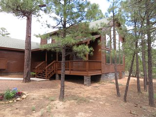 Beautiful Cabin in the White Mountains - Torreon Resort in Show Low Property