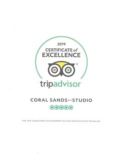 We were pleased to be awarded this Certificate of Excellence
