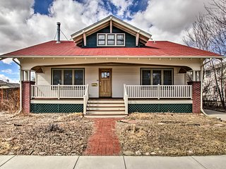 NEW! Laramie Home w/ Backyard: 1/4 Mi to Univ of WY!