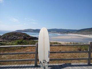 caSAnosa, rodeada de playas e ideal para familias