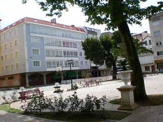 Apartamento amplio a 100 metros de la playa y en el centro de Cedeira.