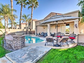 Chandler Home w/ Backyard Oasis: Pool + Lake View!