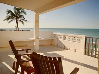 Well-located 3 BR Beachfront house
