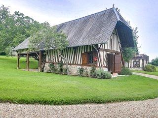 La Charretterie - Maison normande avec grand jardin